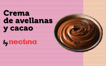 crema de avellanas receta